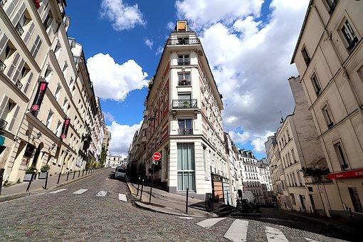 Rues, Immeubles, Architecture, Bâtiment