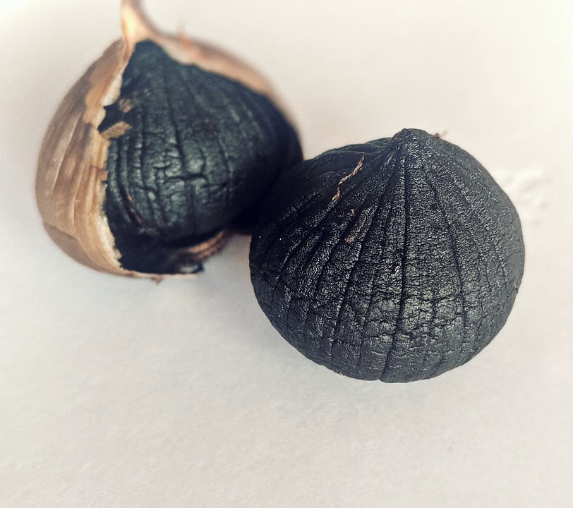 Black Garlic Food - Free photo on Pixabay