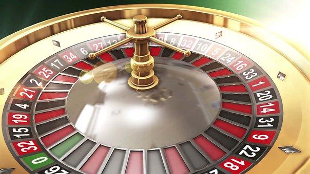 Casino, Wheel, Roulette, Gambling, Win