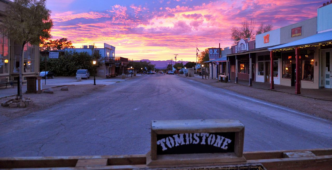Tombstone Arizona America Village - Free photo on Pixabay