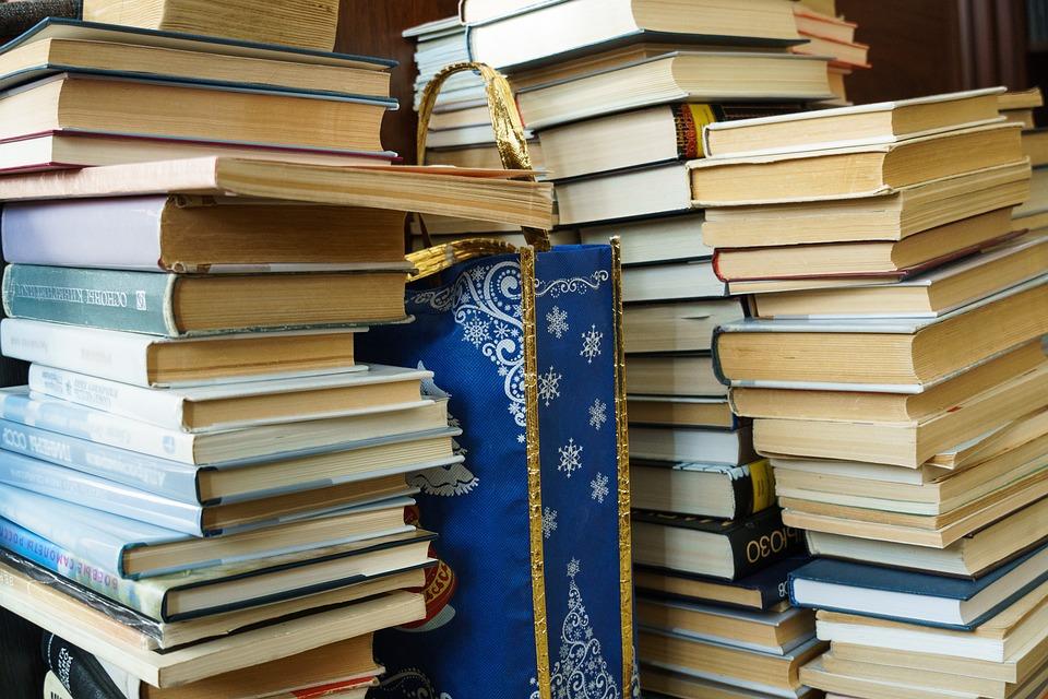 Βιβλία Βιβλιοθήκη Ανάγνωση - Δωρεάν φωτογραφία στο Pixabay