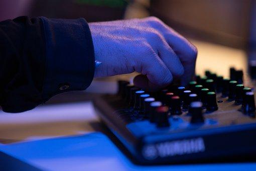 Podcast, Rádio, Som, Gravação, Mp3