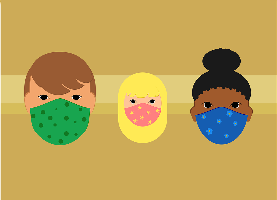 Facemask is mandatory to use public transport in south korea