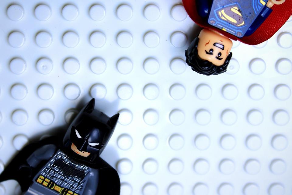 super man/ batman-injustice 2