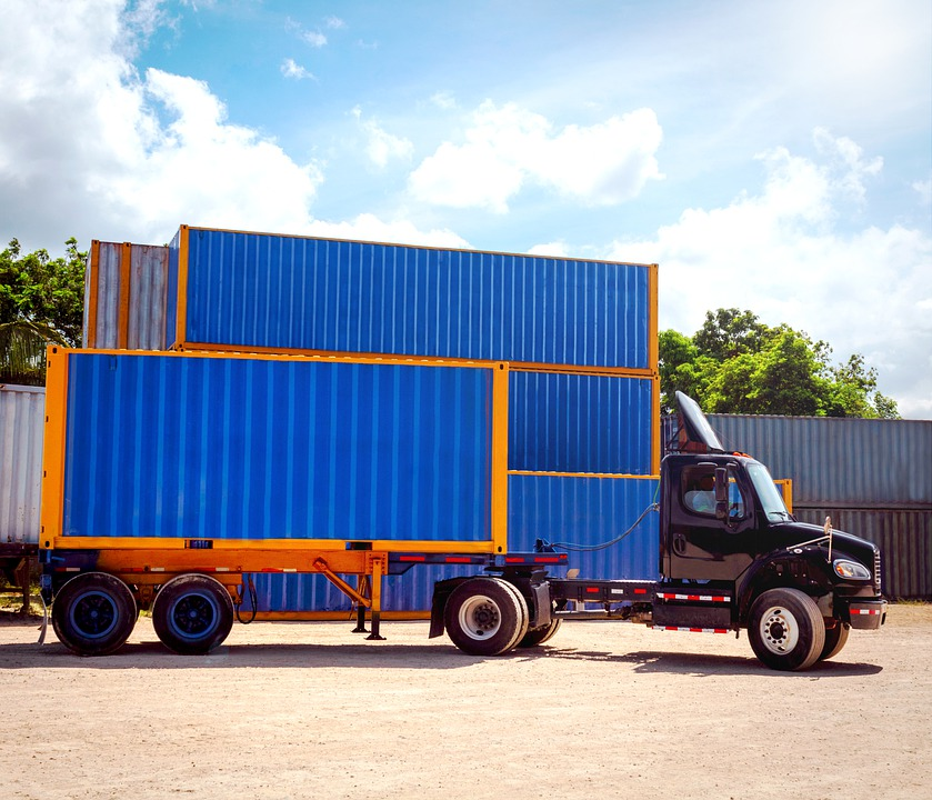 Container, Logistics, Containers, Load, Transport