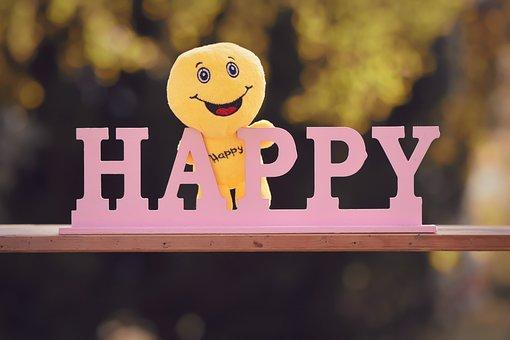 Happy, Cheerful, Emotion, Joy Of Life