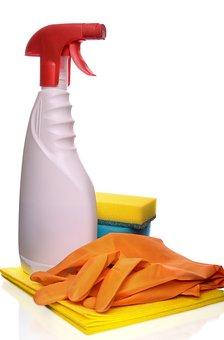 Objects, Bottle, White, Plastic