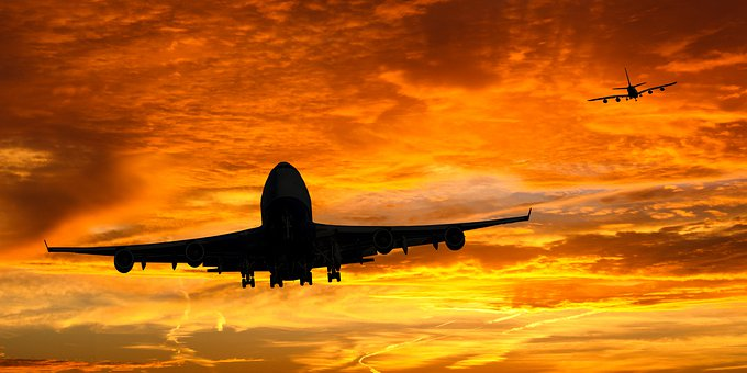 Travel, Holidays, Aircraft, Vacations