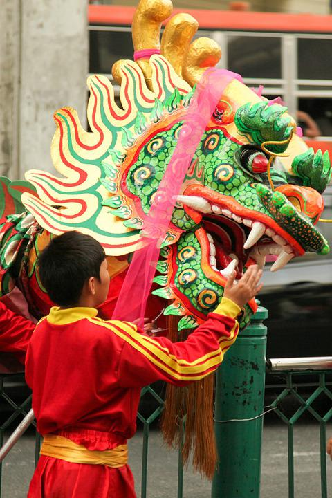 Dragon, China, Chinese, Asian, Culture, Decoration
