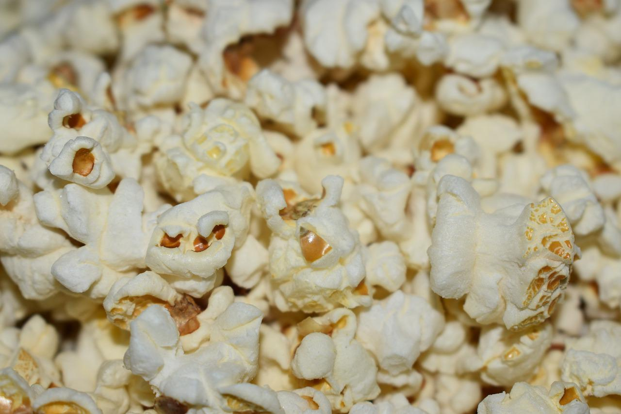 Popcorn Corn Grains - Free photo on Pixabay