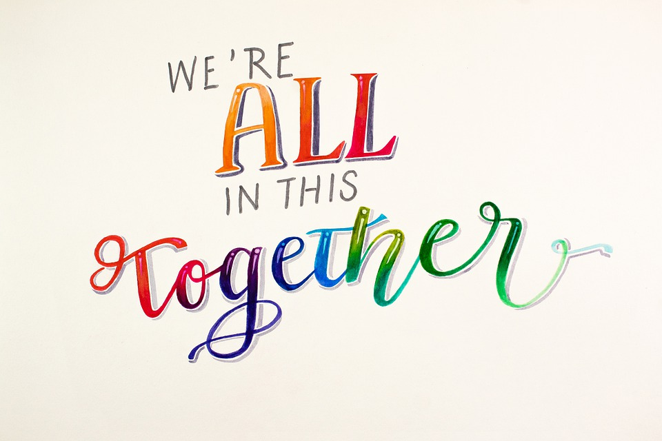 Hand Lettering, Paper, Watercolour, Typography