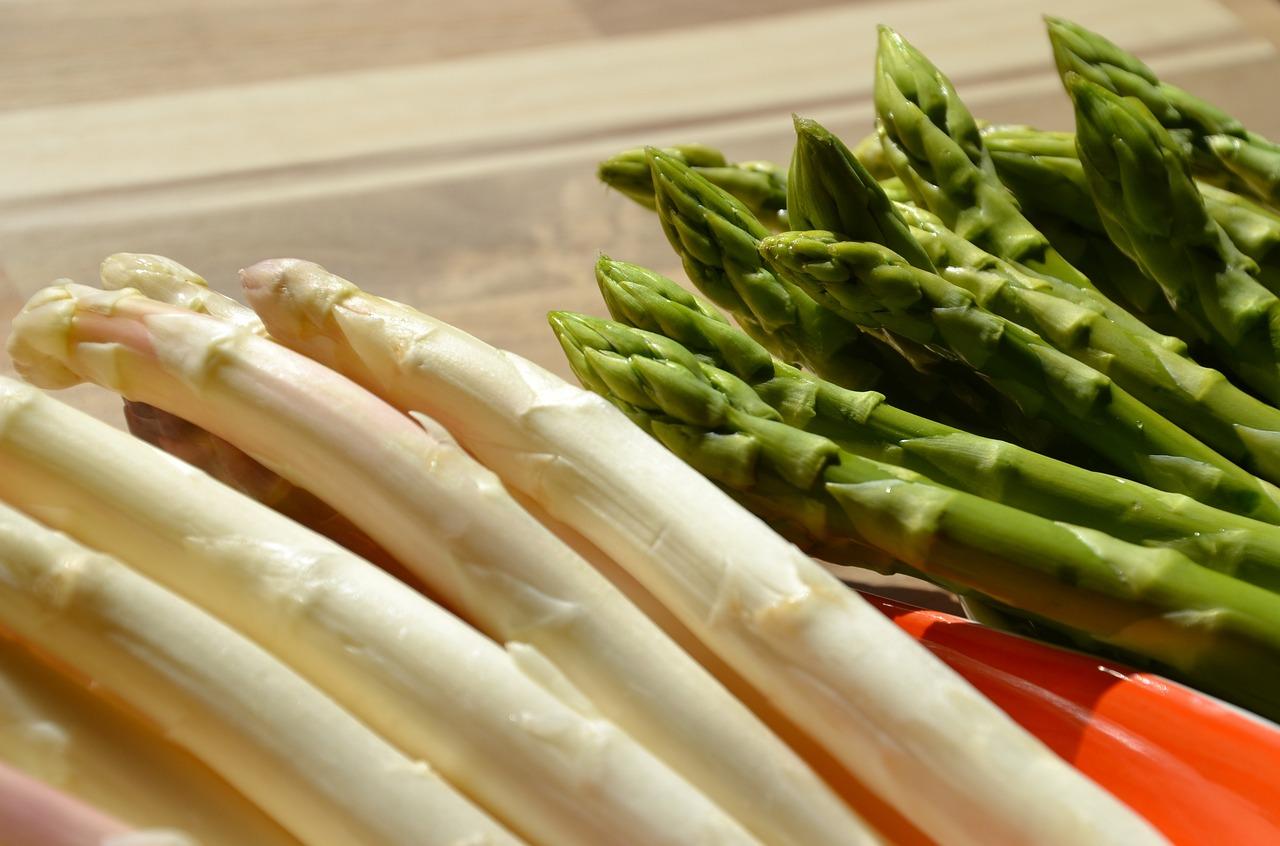 Asparagus White Green   Free photo on Pixabay