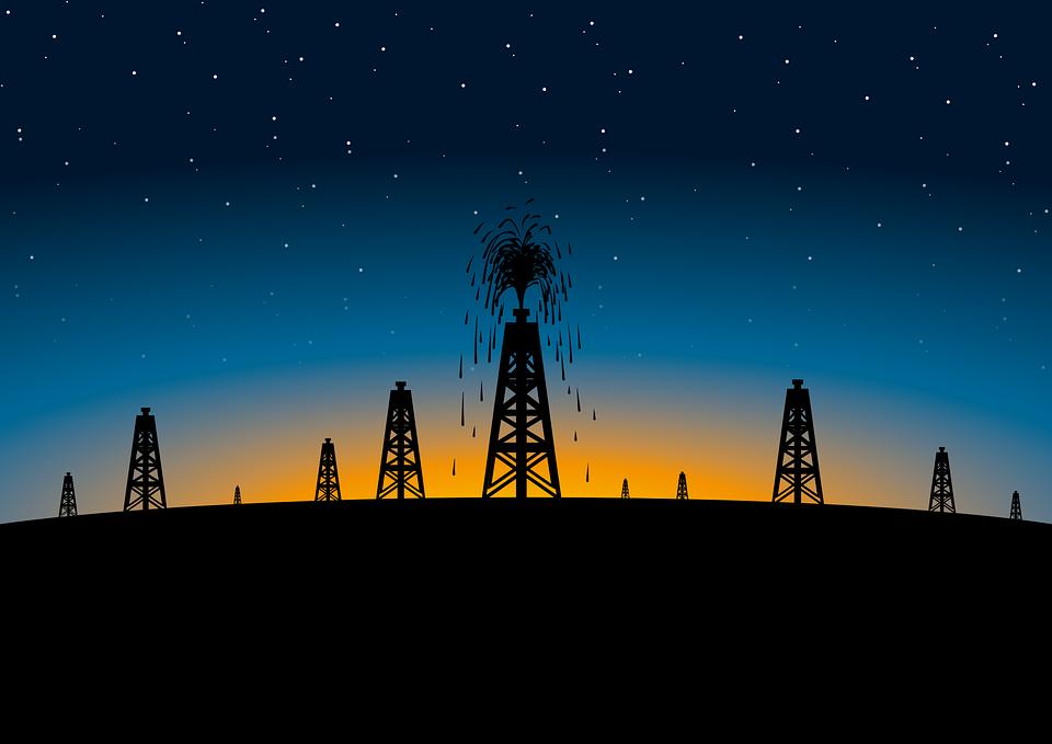 Petróleo, Torre, Refinería, Industriales, Energía