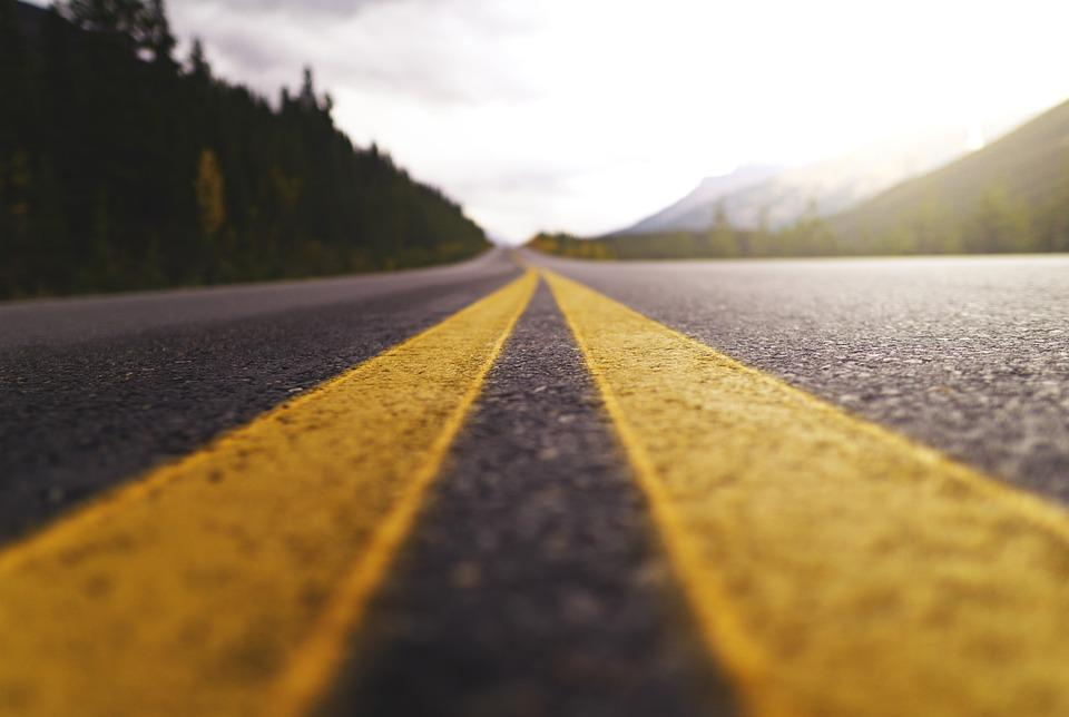 Road, Highway, Journey, Asphalt, Travel, Landscape, Sky