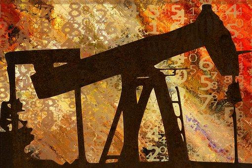 Pumpjack, Oil, Petroleum, Derrick
