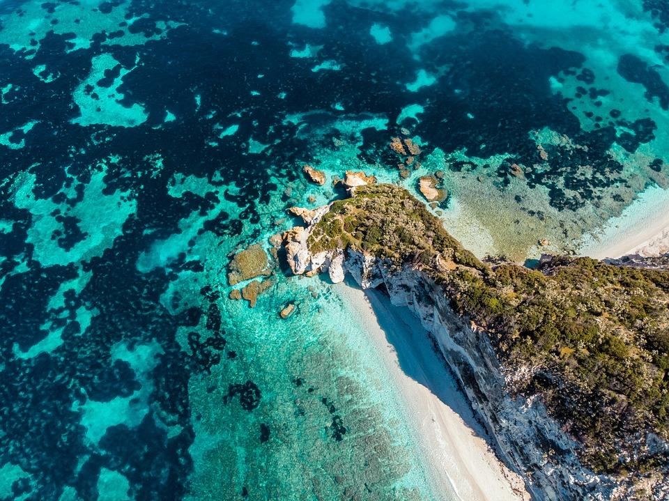 Isola D ' Elba, Szigetvilág, Elba-Sziget, Láthatár