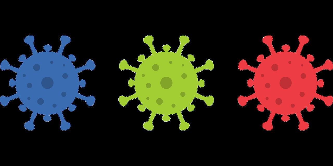 Coronavirus Icono Azul Graficos Vectoriales Gratis En Pixabay