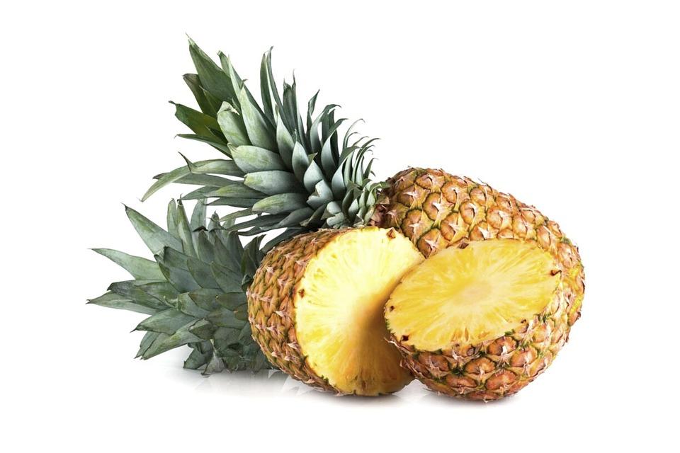 Pineapple, Fruit, Tropical, Fruits, Fresh, Vitamins