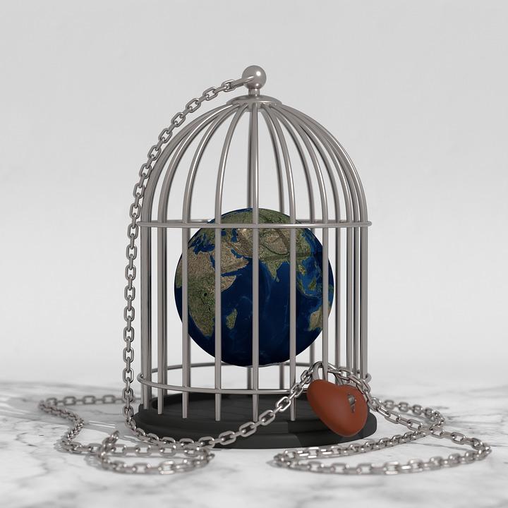 Lockdown, Global, Coronavirus, Pandemic, Epidemic