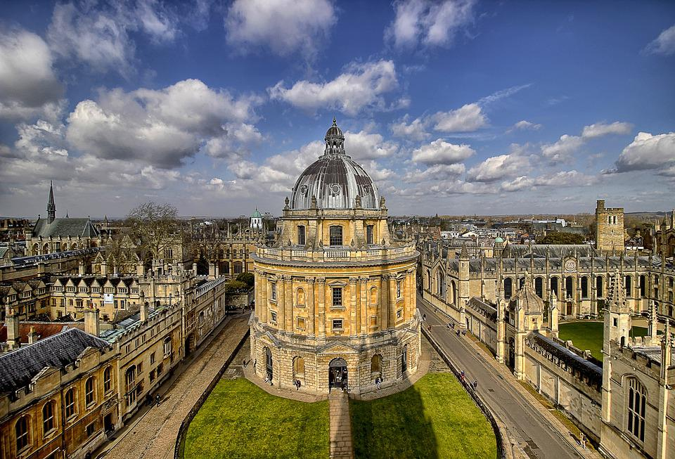 The University of Oxford is one of the best universities in the world