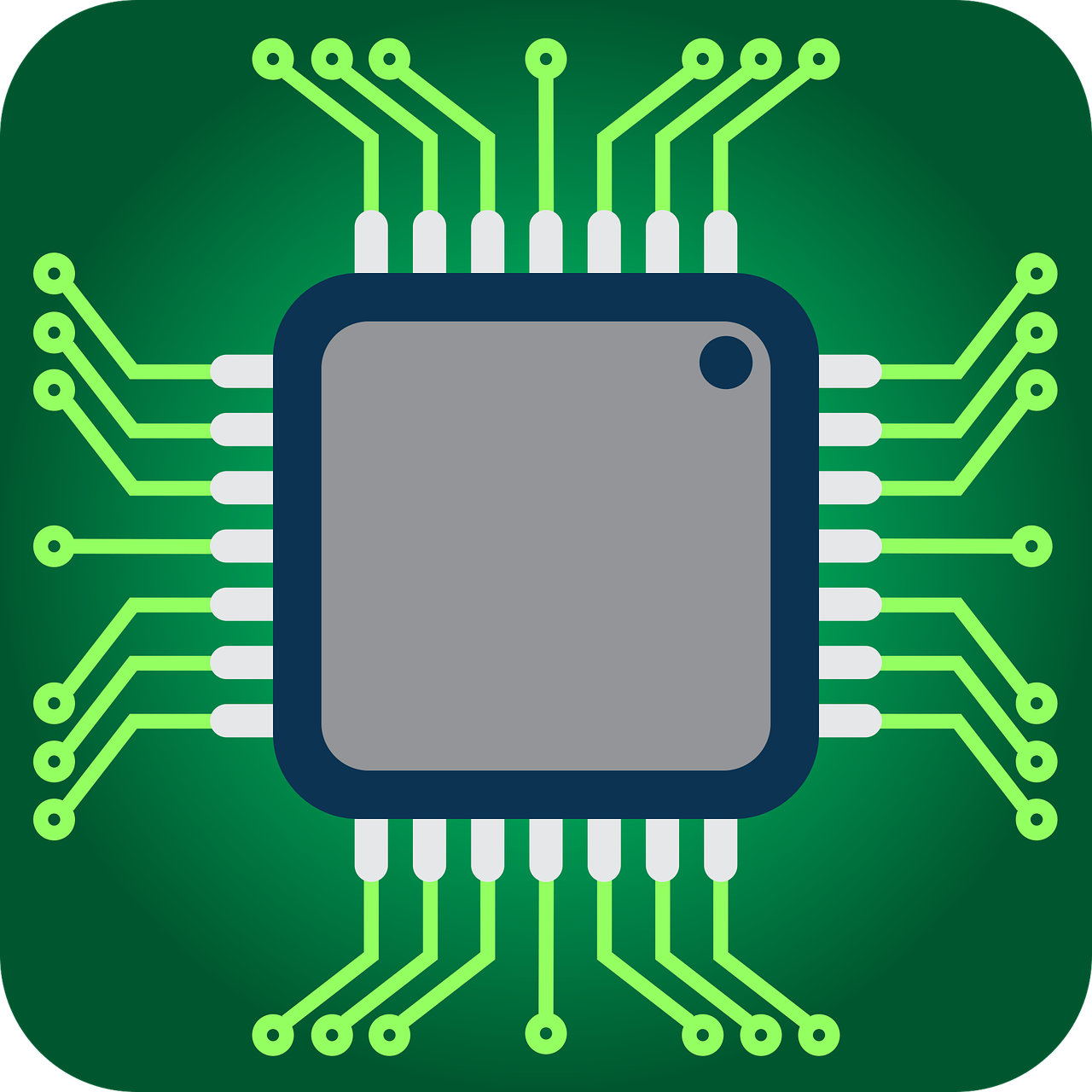 Chip independent tests