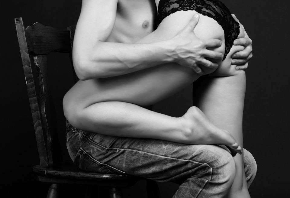 Passie, Lust, Paar, Buit, Handen, Man En Vrouw, Relatie