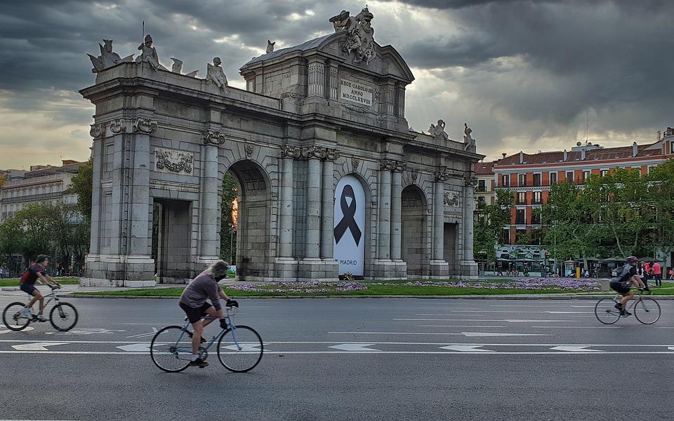 Desescalada Madrid España - Foto gratis en Pixabay