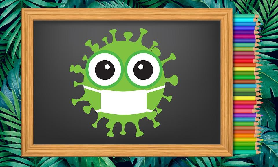 Coronavirus, Covid, Corona, Virus, Covid-19, Maske