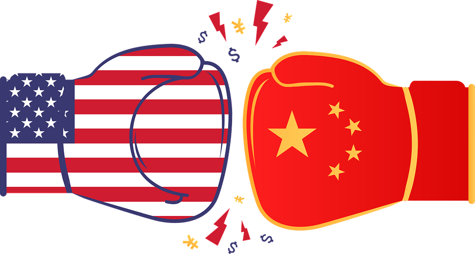 America, China, War, Usa, Discussion, Scandal, Country