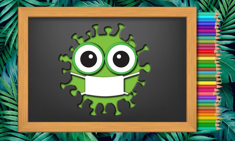 コロナ, Covid, Coronavirus, Covid-19, マスク, 検疫, 手洗い も予, 距離