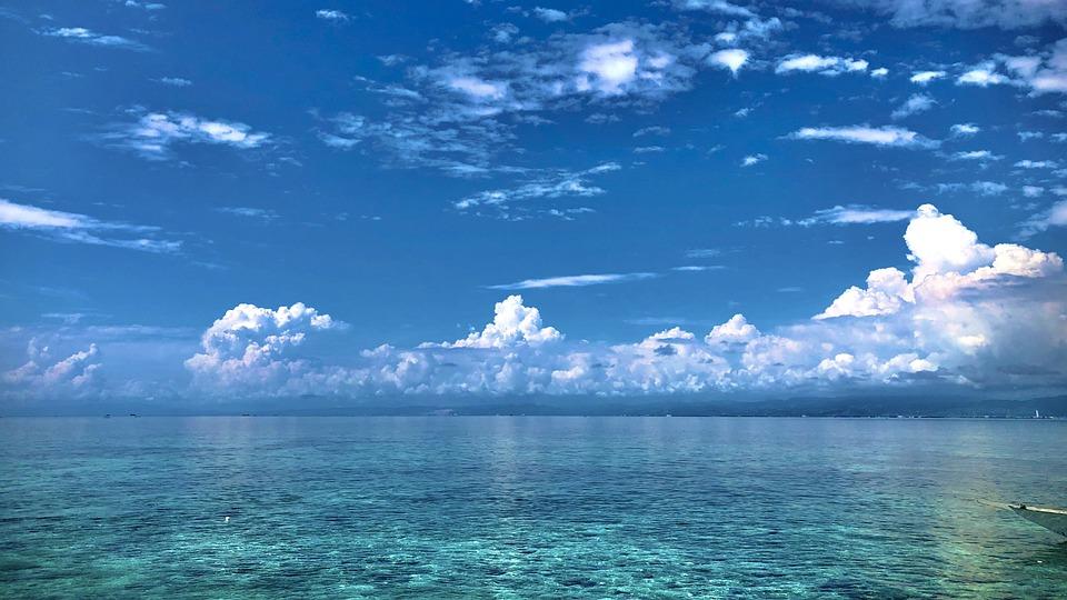 海 空 夏 - Pixabayの無料写真