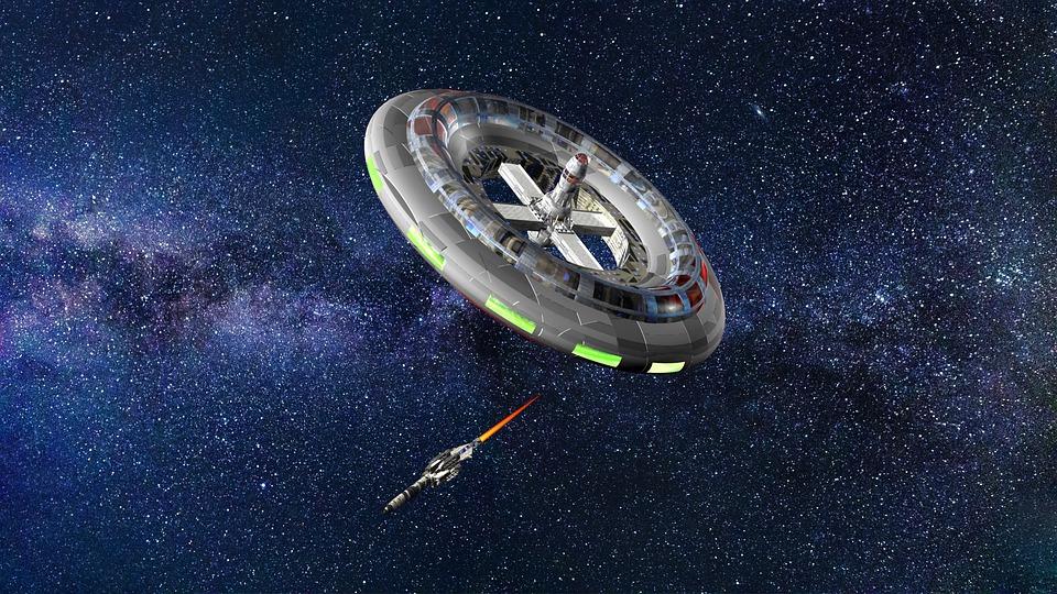 Διαστημικός Σταθμός Διαστημικά - Δωρεάν εικόνα στο Pixabay