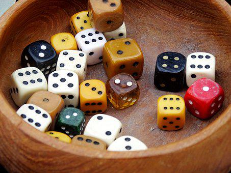 Cube, Luck, Play, Gambling, Pay, Casino