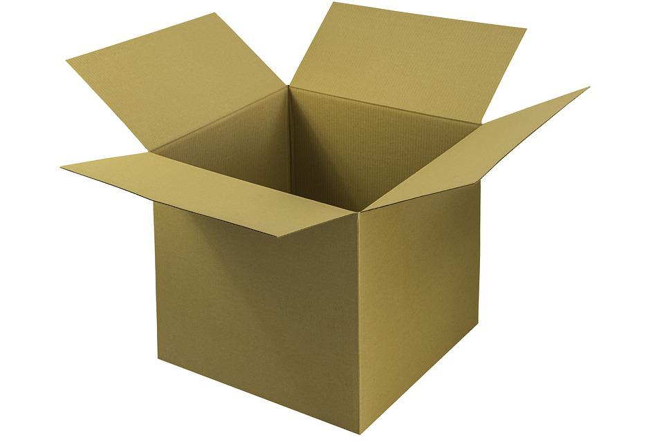 Carton, Packaging, Courier, Package, Shipping