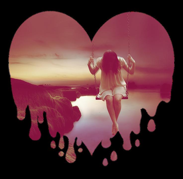 Sad Girl Broken Heart Free Image On Pixabay
