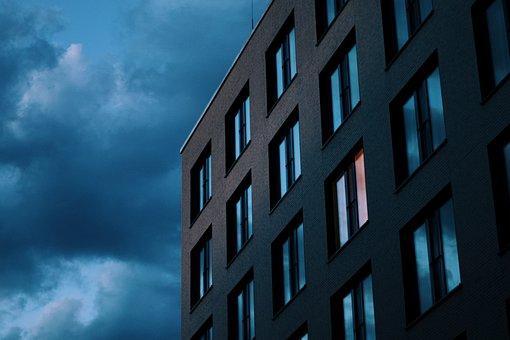家, アーキテクチャ, 市, 空, 雲, ホテル, 建物, ウィンドウ