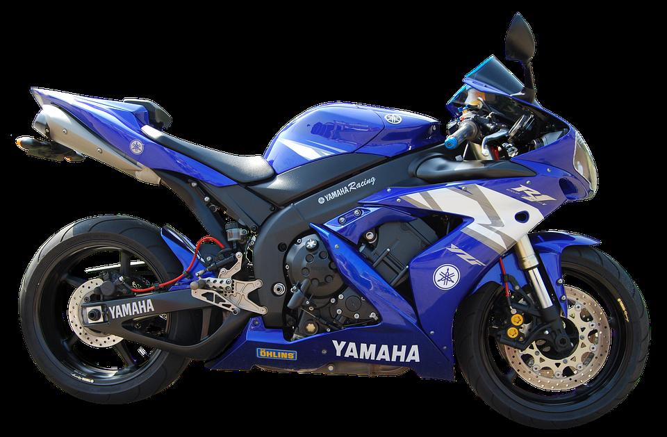 Yamaha R1, R1, Y, Yamaha, Motociclista, Transporte
