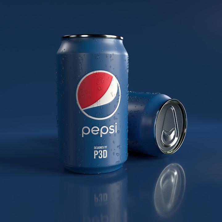 Пепси, Может, Сода, Кола, Супермаркет, Пить, Спрайт