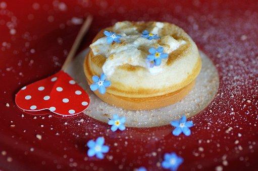 ドーナツ, ケーキ, 甘い, ペストリー, デザート, ホーム, 焼く