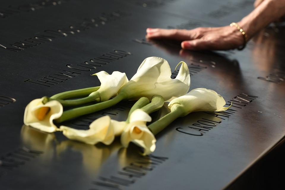 Mémorial, 911 Mémorial, New York, Wc, Manhattan