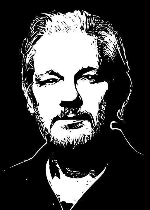 Assange, Julian, Wikileaks, Protest, Empörung, Blockade