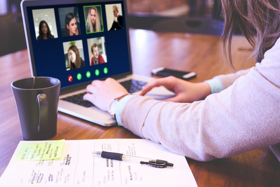 Video Conference, Skype, Webinar, Video, Conference