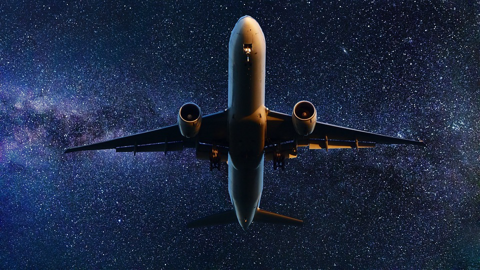 Avion, Vol, Ciel, Voyage, Transport, Aviation, Jet, Air