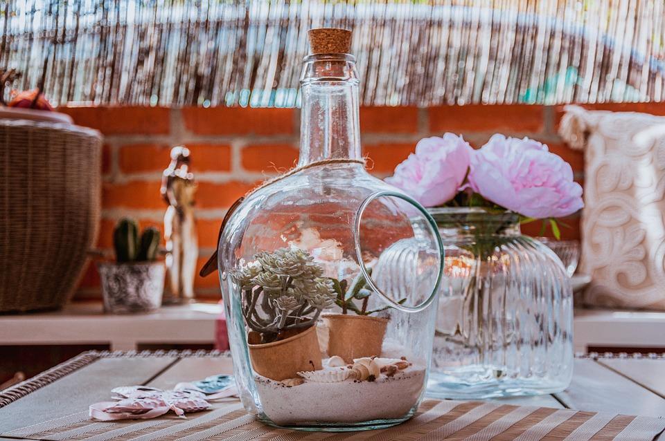Vaso, Interior, Diseño, Blanco, Flor, Mesa, Muebles
