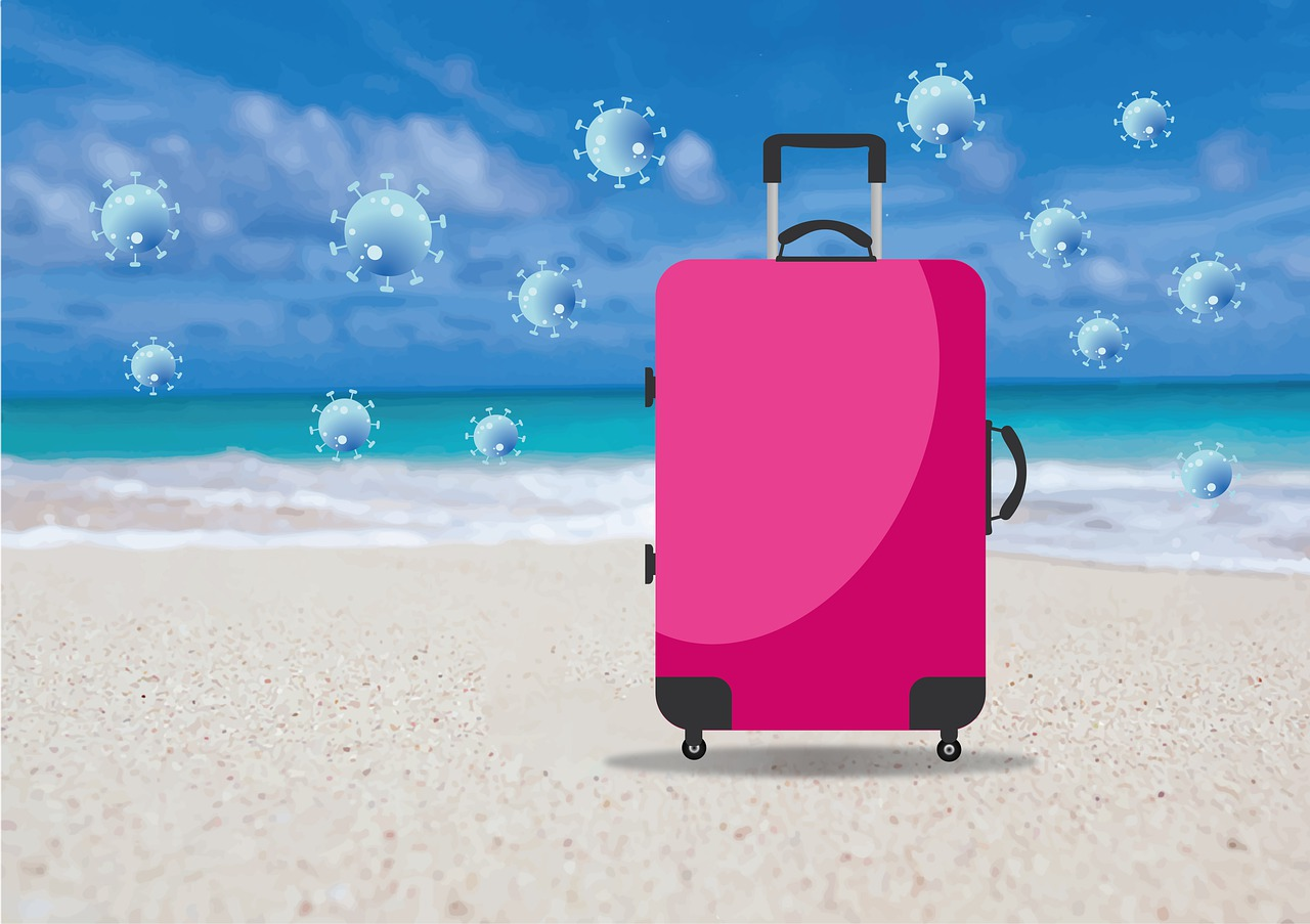 Travel Luggage Sea - Free image on Pixabay
