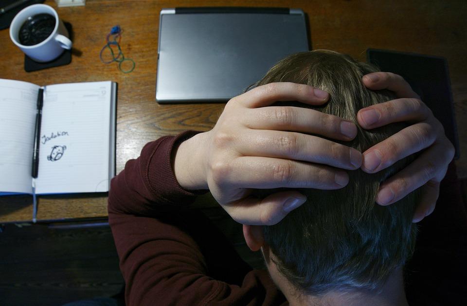 Oficina En Casa, Corona Virus, Depresión