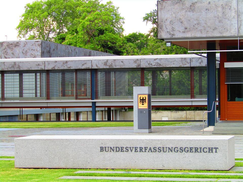 Bundesverfassungsgericht, Karlsruhe, Supreme, Court