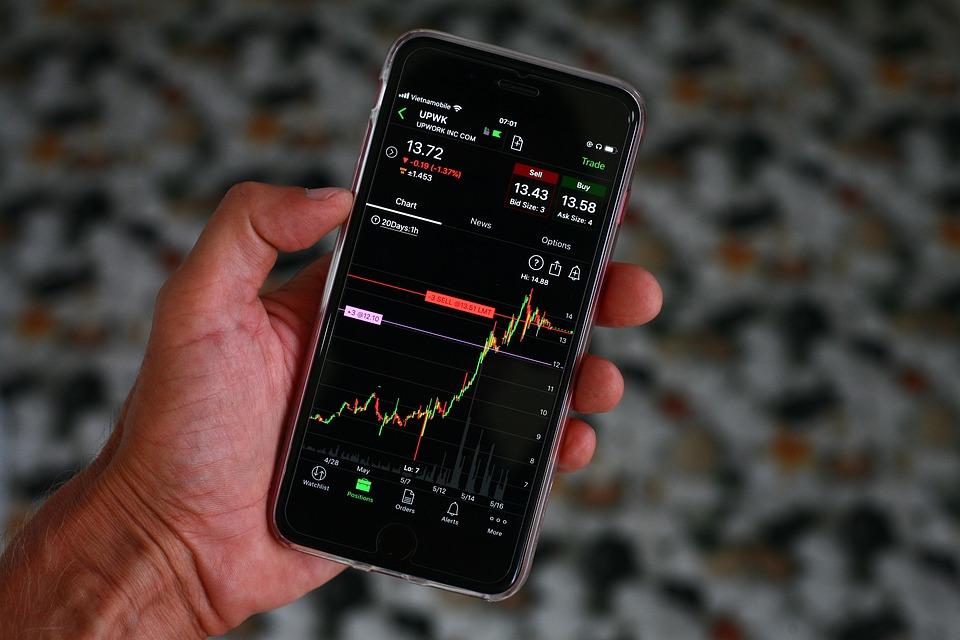Iphone, 株式, 市場, クラッシュ, 景気後退, うつ病, ファイナンス, 8Plus, 取引, 本社