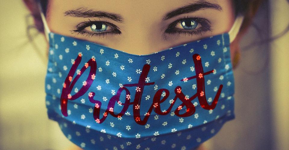 Corona, Coronavirus, Virus, Les Protestations, Mesures