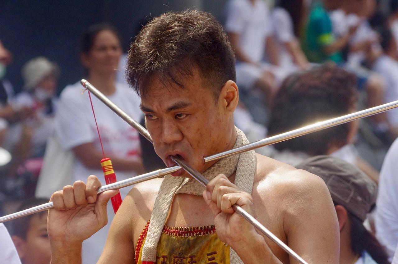Vegetarian Festival Phuket Büsser - Free photo on Pixabay
